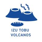 Izu Tobu Volcanos