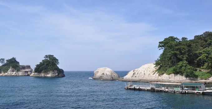 South Dogashima Coast