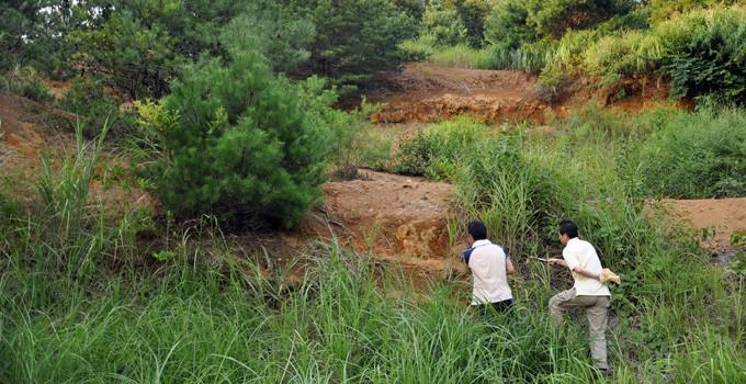 Sukumoyama Volcano