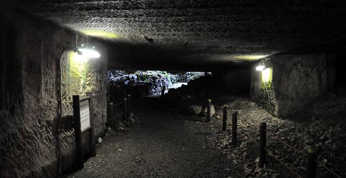 Muroiwado abandoned quarry