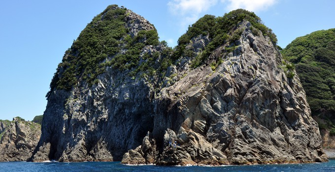 Senganmon Rocks