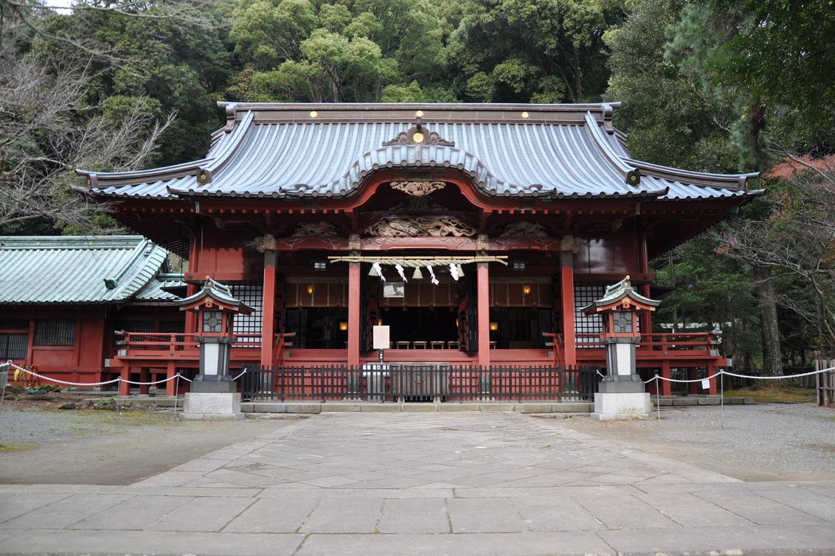Izusanjinja Shrine