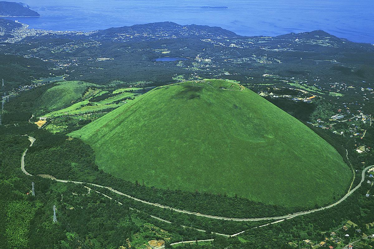 Mt. Omuroyama Volcano
