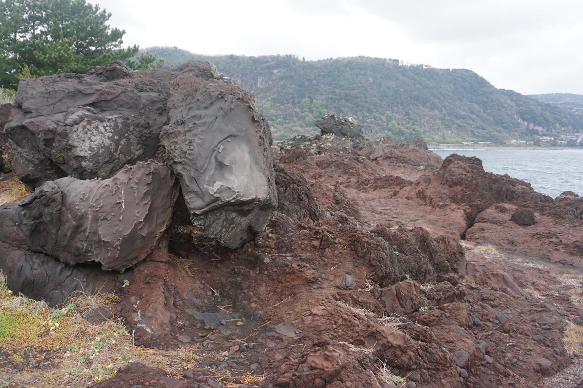 Jogasaki Coast: Maekado area