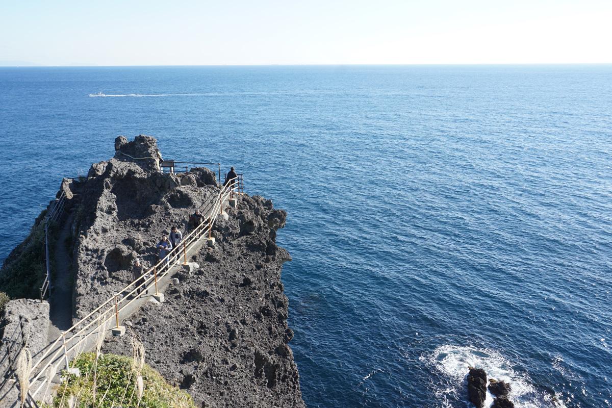 Irozaki Coast