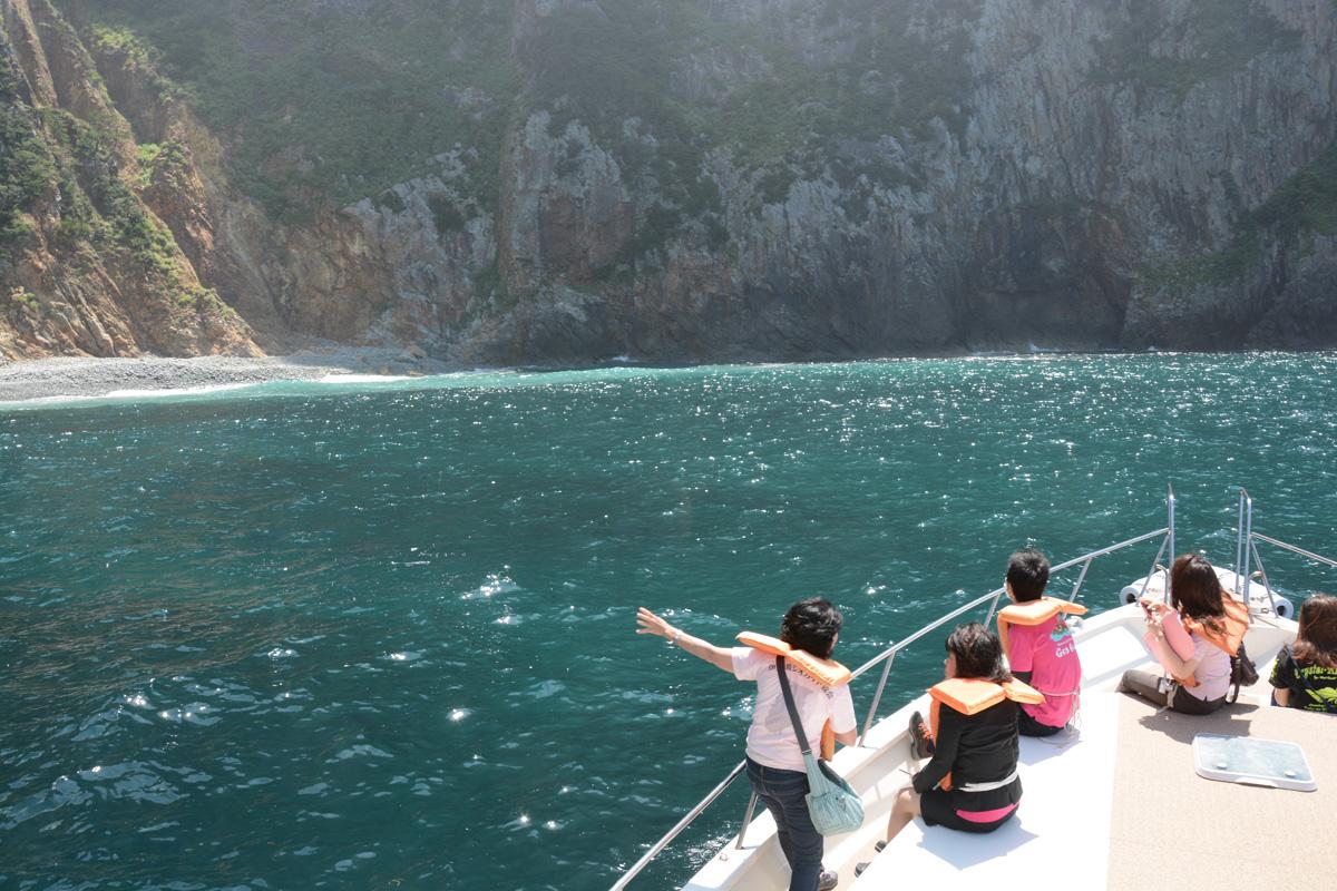 Geosite cruise
