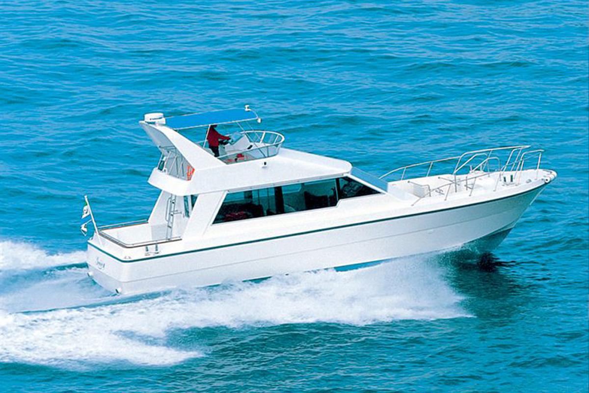 Senganmon cruise