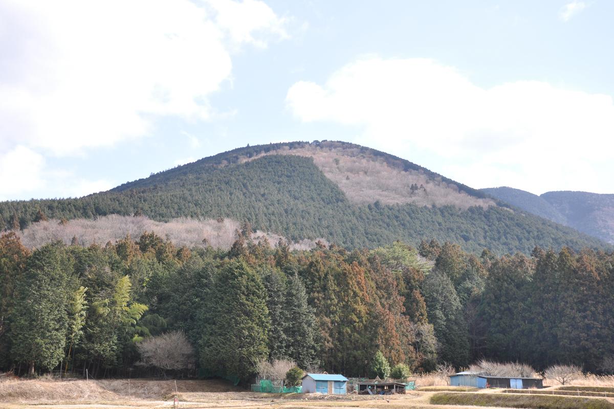 Mt. Hachikuboyama Volcano