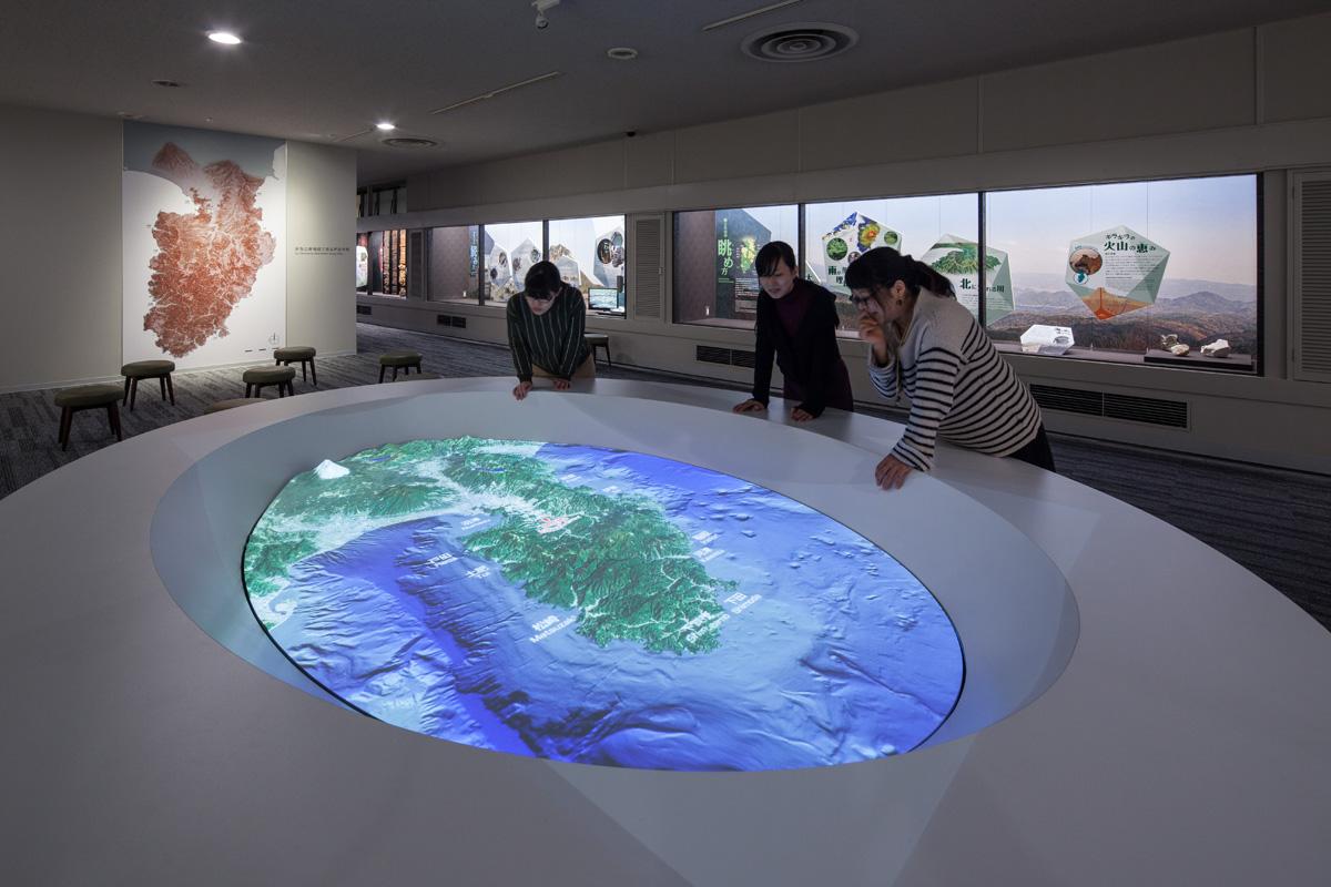 Izu Geopark Museum