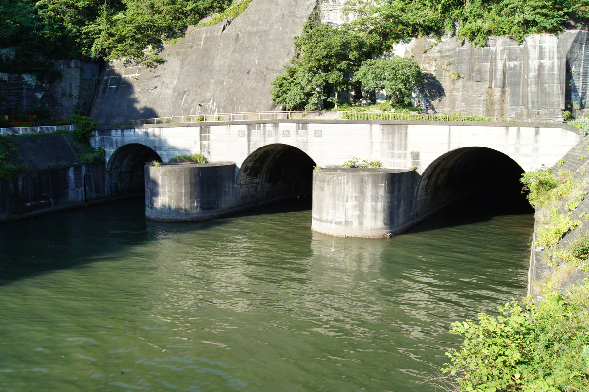 Kanogawa Flood Control Channel