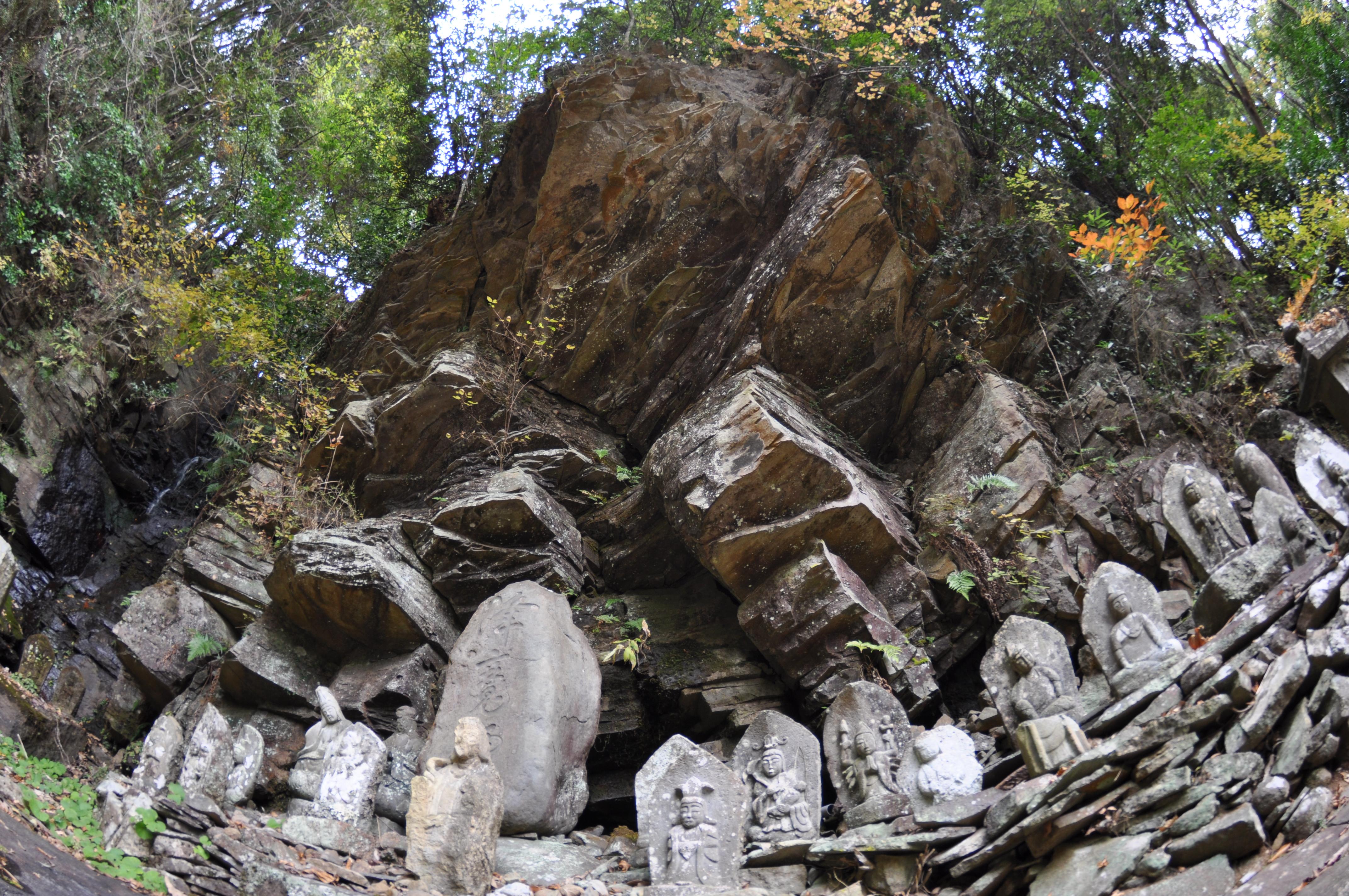 Okunoin, Shuzenji Temple